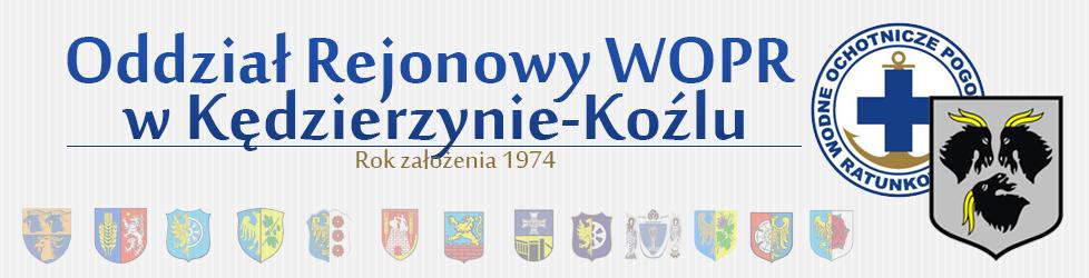 Oddział Rejonowy WOPR w Kędzierzynie-Koźlu